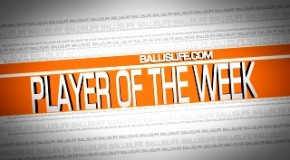 6'6″ Sophomore Theo Pinson is the BIL East Coast Player of the Week #1 (2 Game Mix)