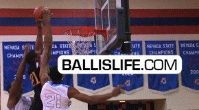 At 240 LBS – 6'7″ Ricardo Gathers is a MAN CHILD (St. Johns Bound)