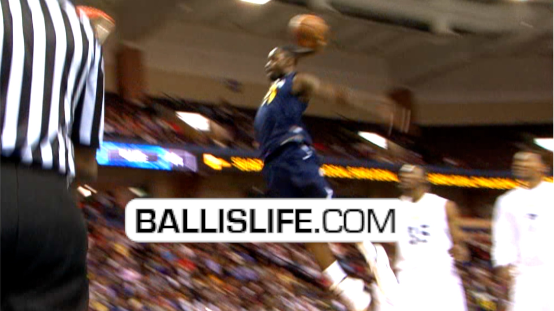 Ballislife | Terrico White in Rudy Gay's Charity Game