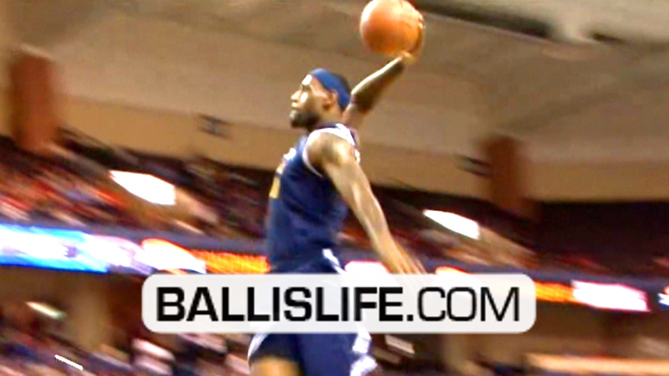 LeBron James Drops 43; Rudy Gay, Kevin Durant, Terrico White Show OUT In Charity Game!