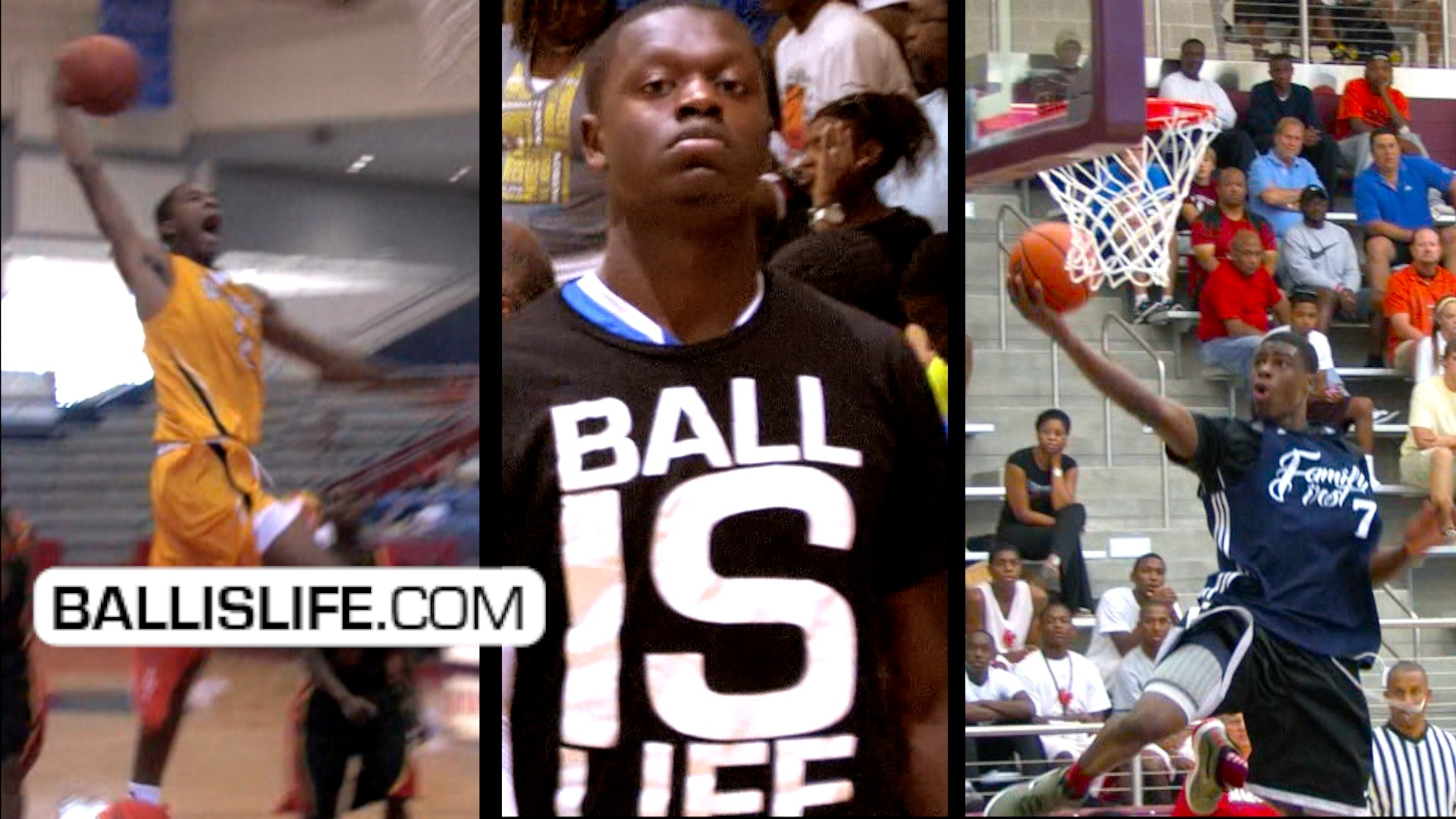 Ballislife | Harrison Twins, Julius Randle at Thanksgiving Hoopfest