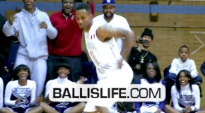 "Brandon Jennings KILLS The Oop & Hits The Dougie! Under Armour ""R U From Here"" Tour NYC Stop! Derrick Williams, Lance Stephenson & More!"