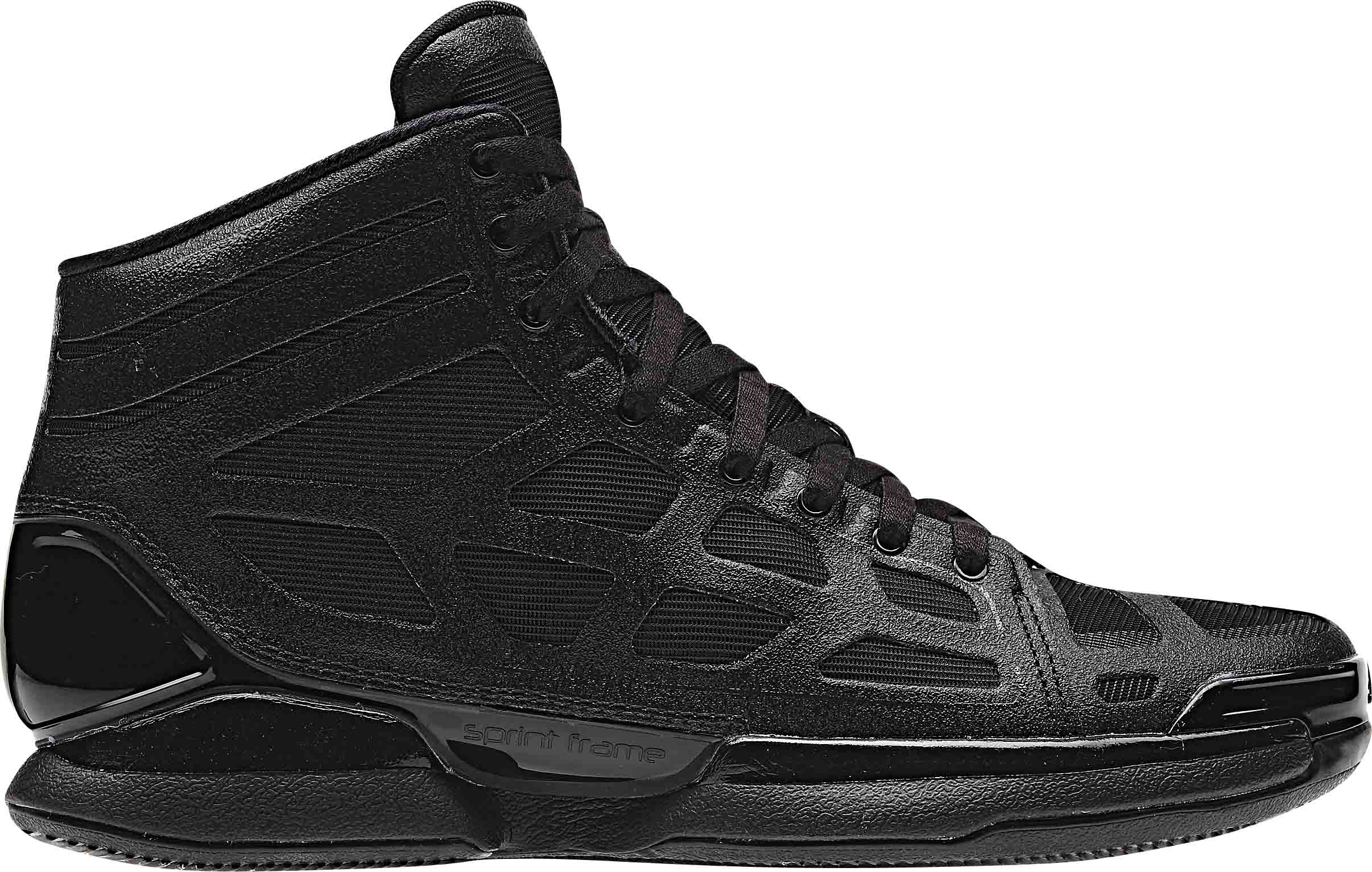 adiZero Crazy Light_Black_Lateral_lo