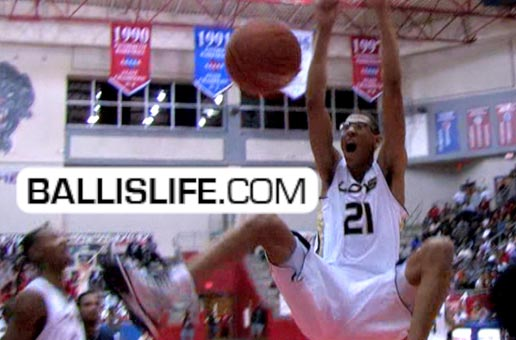 Ballislife | Isaiah Austin in Thanksgiving Hoopfest