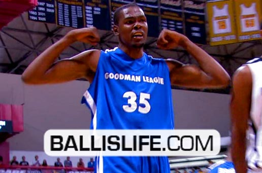 Kevin Durant CRAZY Lockout Ballislife Mixtape! The Best Player Of The Lockout!?