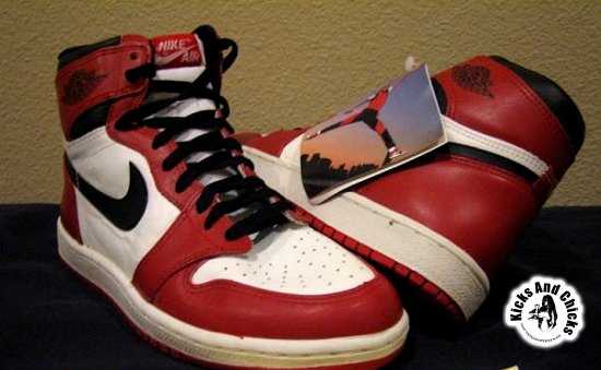 nike air jordan first shoe