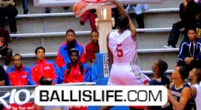 Dunk OF The Day: 6'5″ Andrew Harrison Rises Up For The POWERFUL Finish!