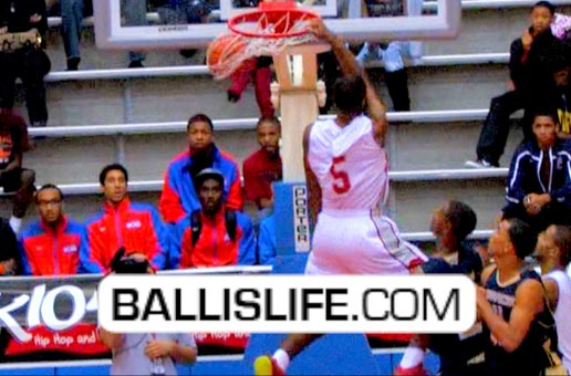 Ballislife | Andrew Harrison Dunk of the Day