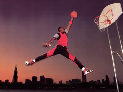 The Origin of the Jordan Logo aka The $5.2 Billion Image