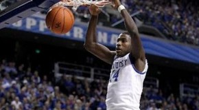 Michael Kidd-Gilchrist Dunk Against Portland