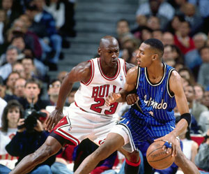 penny hardaway nba highlights