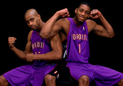 Vince, Tmac & Oakley Talk About Raptors Days | Kobe Said They Could of Won Championships
