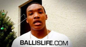 Robert Upshaw Talks About Good/Bad Of Recruiting Plus His Poster Dunk At Mission Prep