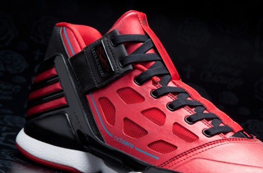 adiZero Rose 2 'Windy City' - Strap-Detail