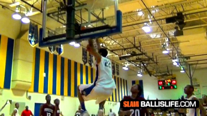 Jabari Parker scores 40 points (school record) in 21 minutes as #1 Simeon (Chicago) goes to 6-0