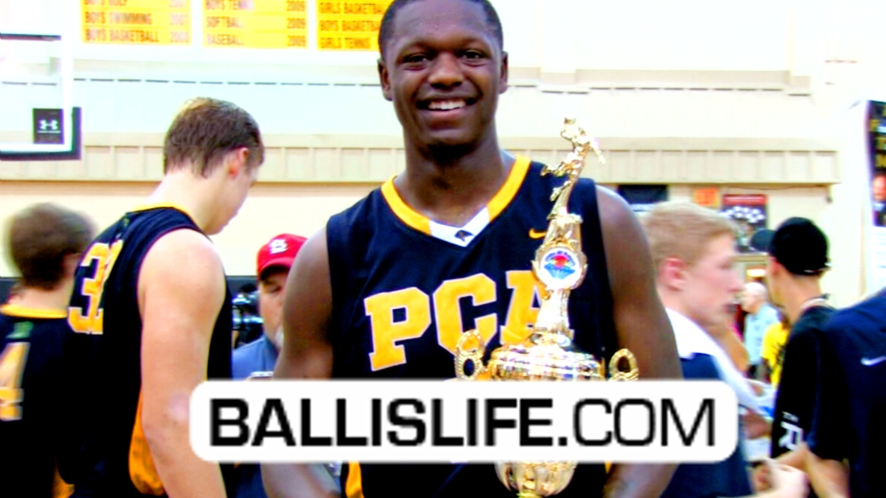 Ballislife | Julius Randle MVP at City of Palms