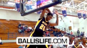 Is 6'9 Marlon Johnson (Joliet West) the next Anthony Davis?