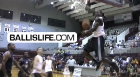 6'2″ Marquette PG Darius Johnson-Odom Has Ridiculous Bounce (NC Pro/Am Mixtape)