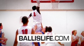 6'7″ Darien Williams Posterizes Defender During Olu's 1st Home Game of The Season!