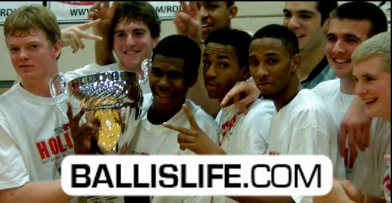 Ballislife | Rodney Purvis, Rasheed Suliamon, Kaleb Tarczewski, Anton Gill, & More! HighSchoolOT.com Presents the 40th Annual Holiday Invitational - Recap!