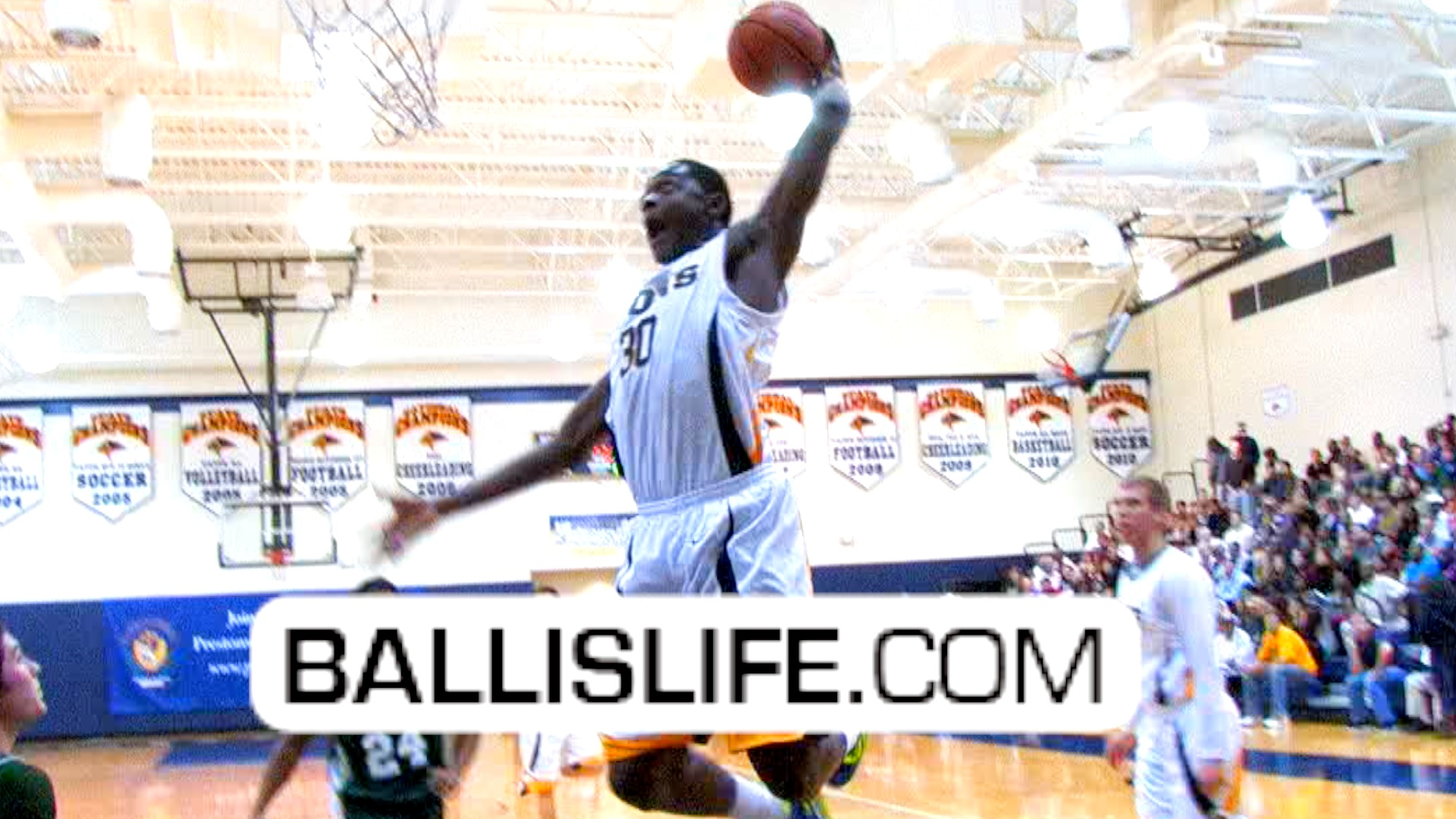 Ballislife | Julius Randle 50 Points