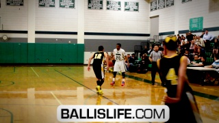 POD: Marcus LoVett Jr – SICK Through The Legs Pass + DROPS Defender With Crossover!!