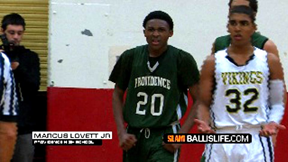 9th Grader MARCUS LOVETT JR DROPS 47 POINTS WAS IT THE SHOES?
