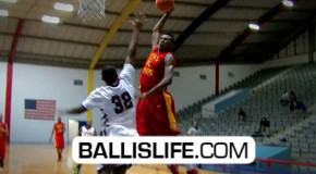"6'7″ Melvin Swift- ABSOLUTELY DESTROYS The Defender! BallisLife-South ""DUNK of THE YEAR Nominee!!"""