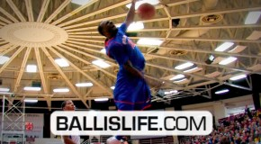 Shabazz Muhammad Drops 37 & Continues to Prove that he is #1 at 2012 Hoophall Classic