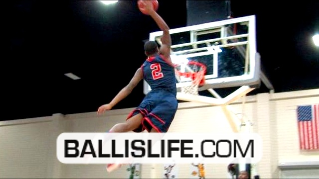 Shabazz Muhammad & Shaquille Johnson Steal the Show in 2 Games at 2011 Beach Ball Classic