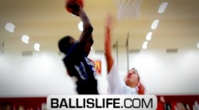 DUNK OF THE DAY: Tafari Whittingham; Dunks On A Player At The MaxPreps Holiday Classic!