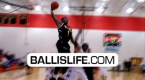 Dunk of the Day: Wayne Selden Stiff Arms Defender in Air & Crushes Dunk (2012 Mountaineer Showcase)