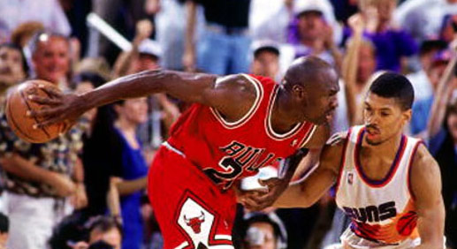 Michael Jordan could have been the Best point guard ever? Want Proof?