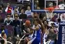 Play of the Day: Monta Ellis No-Look Circus Shot vs Pistons