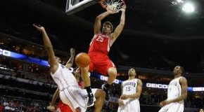 Chandler Parsons the Rebound Dunk King