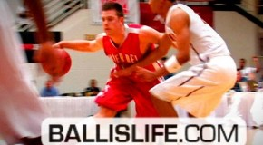 Katin Reinhardt Drops 35, Ties Mater Dei 3 Point Record In Single Game At The Hoophall Classic!