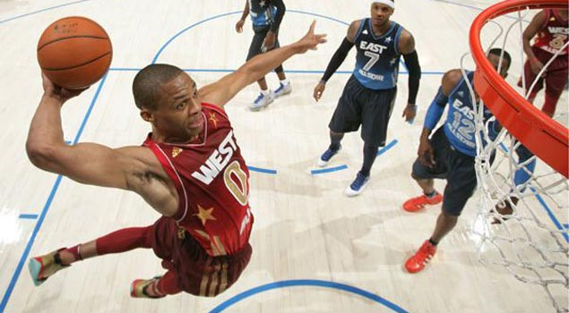 2012 NBA All-Star Game Full Highlights; The Stars Put On An Arial Display!