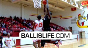 "6'6″ Derrick Griffin – ""Houston Defenders"" Is a STRAIGHT ATHLETE, & Will DUNK ON YOU!!"