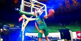 Deuce Bello KILLS The 360 Behind The Back On ESPN's Baylor Special!!