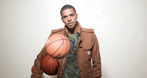 J. Cole on St John's Career, Playing w/ Penny, Dunk Judging w/ LeBron + Best Basketball References