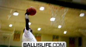 Jordan Bell 6'7 SF-LB Poly HS-Talks Recruiting, Dunking On Player & MORE-Top 100 Player Class Of 2013