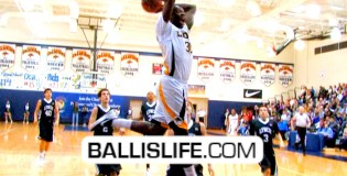 6'9″ Julius Randle- Went Into BEASTMODE For 47 POINTS IN Three Qtrs!