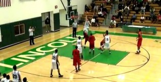 Matt Shrigley POSTERIZES Yet ANOTHER Defender! La Costa Canyon Mavericks