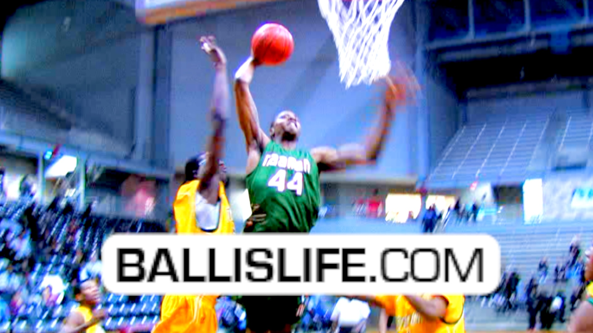 Ballislife | Prince Ibeh High School Dunk