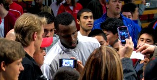#1 Player In the Nation Shabazz Muhammad Drops 41 at the 2012 Nike Extravaganza