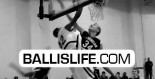 Dunk of the Day: 6'4″ Torian Graham Posterizes 7'2″ Center on the Break
