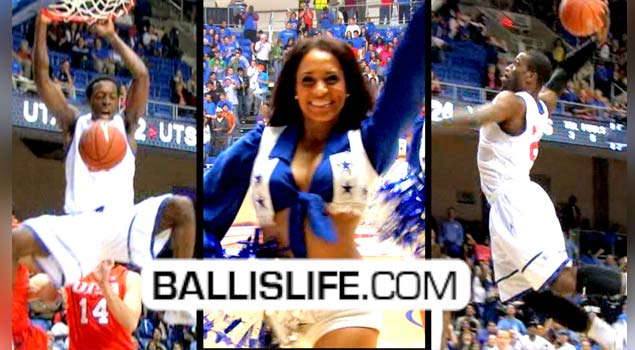 Ballislife UTA opens College Park Center