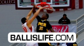 Justin Anderson POSTERIZES Defender, AJ Hammons DUNKS ON Julius Randle! East Coast Top 10 Plays!