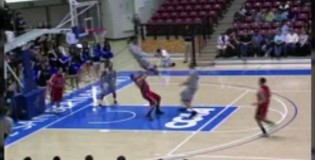 Kwame Alexander Superman Dunks All Over His Defender!! INSANE Poster Dunk!