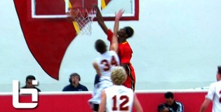 "6'7″ Anthony ""Dinner Time"" January The Most Underrated Player On The West Coast!? 2012 Ballislife All American"
